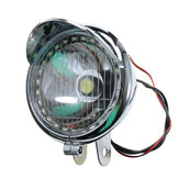 5W Motorcycle Angel Eye Fog Headlight Lamp For Harley