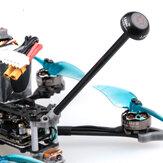 Flywoo ATOMIC 5,8 GHz 3dBi 0 mm / 30 mm / 60 mm / 100 mm Tube Länge RHCP MMCX 90-Grad-FPV-Antenne für analoges FPV-System