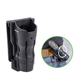 NEXTORCH V6 360° Tactical Flashlight Holster Angle Rotatable for 27-30mm Diameter Flashlight