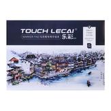 Touchlecai A3/A4 Malowanie Marker papierowy Dedykowany ręcznie malowany papierowy książka Dwustronne malowanie Nieprzepuszczalne 30 stron Papier do rysowania początkujących artystów