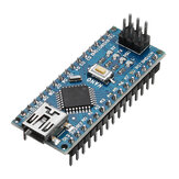 Geekcreit® ATmega328P Nano V3 Module Enhanced رواية No Cable Development Board Geekcreit for Arduino - المنتجات التي تعمل مع لوحات Arduino الرسمية