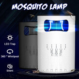 DC5V Zapper USB Insert Mosquito Killer Lamp LED Fly Bug Trap Photocatalyst Light