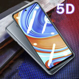 Bakeey 5D Curved Edge 9H Anti-Explosion Full Coverage Tempered Glass Screen Protector for Xiaomi Redmi Note 9S / Redmi Note 9 Pro