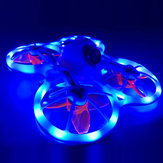 Emax 1M 2.5mm LED Non-Водонепроницаемый 60 LED Полоса света Dream Color DC 5V для Tinyhawk FPV Racing RC Дрон