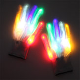 Halloween LED scène de danse gant LED Palm Light Up Flash pointe pour les accessoires du parti DJ Club