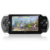 X6 8 GB 128-Bit 10000+ Spiele 4,3 Zoll PSP High Definition Retro Handheld Videospielkonsole Game Player