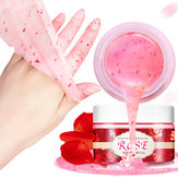 100g Rose Wax Hand Maschera Nutriente esfoliante