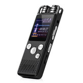 Bakeey 4GB/8GB/16GB/32GB Long Battery With microphone Recording Audio Voice Activated Digital Voice Recorder for Meeting