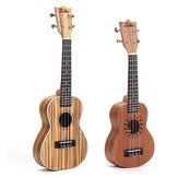 21 23 Inch Full 4 Strings Ukulele Acoustic Musical Guitar