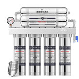 6 Stages Stainless Steel  Water Purifier Filter Drinking Water Filtration System