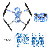 Anti-Scratch Sticker RC Quadcopter Parçaları için DJI Mavic Hava 2 RC Drone