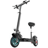 [EU Direct] TOODI TD-E202 10inch 48V 22Ah 1000W Folding Electric Scooter 45km/h Top Speed 50-60KM Mileage Max Load 200kg With Saddle