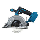 Blue Electric Circular Saw 125mm Saw Blade Brushless Multi-Angle Cutting Suitable For Makita 18v Battery