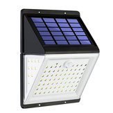 88 LED Solar القوة ضوء PIR Motion المستشعر Garden Security Outdoor Yard Wall Lamp