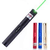 XANES303100mw緑色レーザーポインター18650バッテリー燃焼レーザー懐中電灯ペン