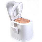 Portable Toilet Camping Toilet Commode Indoor Outdoor Home Travel Elderly