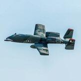 ダイナムA-10サンダーボルトV21080mm翼幅デュアル64mmダクトEDFジェットEPORC飛行機PNP
