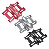 2PCS Alloy Side Step Plate Board für AXIAL SCX10 CC01 1/10 RC Rock Crawler Autoteile