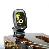 SWIFF A8-CS Electric Clip-on Music Guitar Tuner for Ukulele Tuner for Bass