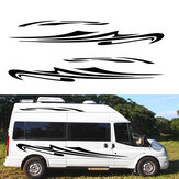 Stripes Decal Vehicle Camper Caravan Motorhome Stickers For Mercedes Sprinter