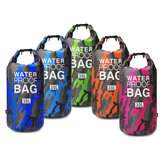 30L Outdoor Sports Waterproof Dry Bag Backpack Pouch For Floating Boating Kayaking Camping