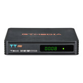 GTMEDIA TT PRO DVB-T DVB-T2 DVB-C 1080P HD Dijital Karasal Yayın TV Set Üstü Kutu MPEG4 H.265 Dekoder Reseptör