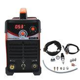 CT50 Protable AC110V / 220V Inversor de Dupla Voltagem DC 50A Máquina de Corte Plasma de Mão Cortador de Plasma para Corte Plasma