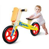 Höhenverstellbar Indoor Holz Pedal-frei Kleinkinder Fahrrad Kinder Balance Bike Infant Junior Walker