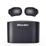 Bluedio T-elf 2 TWS Telefon Kulaklığı Kablosuz bluetooth Kulaklık Dokunmatik Kontrol Mini Stereo Kulaklık iPhone Huawei için