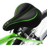 270x195mm سرج دراجة راحة عريضة إضافية Soft MTB وسادة وسادة دراجة مقعد الدراجة