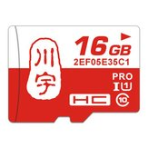 Kawau 16GB Class 10 High Speed ​​TF Flash Tarjeta de memoria para Samsung Xiaomi Tablet Car DVR Cámara GPS