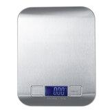 5kg Cucina domestica Scala Strumento elettronico di misurazione alimentare Sottile LCD digitale