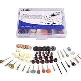 91stkselektrischepolijstsetDremelroterende gereedschap accessoire set voor slijpen schuren polijstmachine