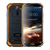 DOOGEE S40 5.5 pouces IP68 IP69K étanche NFC Android 9.0 4650mAh 3GB 32GB MT6739 4G Smartphone