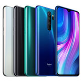 Xiaomi Redmi Note 8 Pro Global Version 6,53 tommer 64MP Quad Bak kamera 6 GB 64GB NFC 4500 mAh Helio G90T Octa Core 4G Smartphone