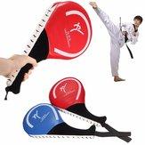Taekwondo chute duplo pad alvo tae kwon do karate engrenagem de kickboxing traning