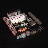 HiLDA 240pcs Szlifowanie Szlifowanie Polerowanie Rotary Tool Zestaw akcesoriów do narzędzia obrotowego Dremel