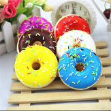 2,5 * 7cm Random Squishy Simulatie Franse Donuts Slow Rising Squishy Fun Games Decoratie