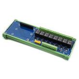 Carte d'extension de module relais Waveshare® 8 canaux 5V avec prise en charge d'isolement optocoupleur pour automate Jetson Nano