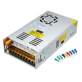 Switching Power Supply Transformer Adjustable AC 110/220V to DC 0-48V 10A 480W with Digital Display