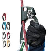 XINDA Outdoor Sports wspinaczka skałkowa prawa ręka urządzenie Ascender góral lewy uchwyt Ascender lina wspinaczkowa narzędzia