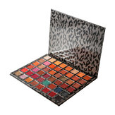 48 Color Eye Shadow Leopard Scatola madreperlato