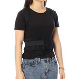 Men Women Sitting Posture Corrector Adjustable Magnetic Back Brace Shoulder Corrector
