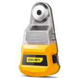 DELI Electric Дрель пылесборник бытовой беспроводной настенный Дрельing пылесос для очистки Набор для 10 мм Дрель бит