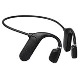 Bakeey MD04 Wireless bluetooth 5.0 Headset HIFI Stereo Bass Noise Reduction Earhook Sweatproof Sports Earphone with Mic