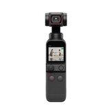 DJI OSMO POCKET 2 FPV Gimbal 3-осевой ручной стабилизатор FOV 93 градуса камера 64MP Редактор AI Stereo 4K HD 60fps Запись