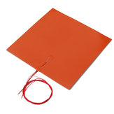 1400w 240V 400*400mm Silicone Heater Bed Pad For 3D Printer Without Hole