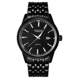 CURREN 8052 Casual Style Full Steel Date Display Men Watch