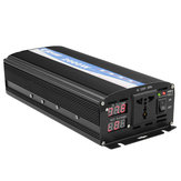 2000 W Pure Sinusomvormer LED Power Invert 12 V DC Naar 220 V AC Power-bank