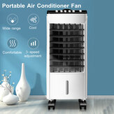 AC 220V Mechanical Air Conditioning Cool Fan Humidifier Cooler Cooling System Home